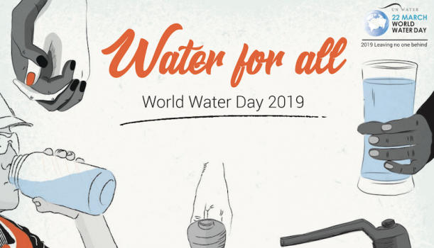 World Water Day 2019: Leaving No One Behind