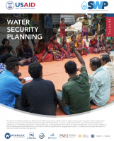 Sustainable Water Partnership Toolkit #3 -  Water Security Planning