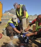 USAID is working in South Africa and Kenya to improve the creditworthiness of its water service providers to expand sustainable water access. Photo credit: City of Cape Town