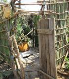 A latrine and tippy-tap in rural Madagascar