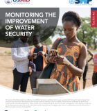 Monitoring the Improvement of Water Security – SWP Toolkit #6