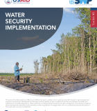 Water Security Implementation – SWP Toolkit #5