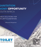 TBC: The Sanitation Economy Opportunity for South Africa
