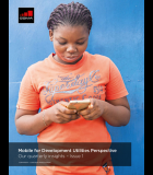 GSMA Mobile for Development Utilities Perspective – Quarterly Insights – Issue 1