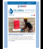 Global Waters Newsletter Cover