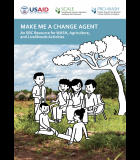 Make Me a Change Agent title page