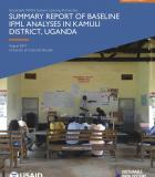 Summary Report of Baseline IFML Analyses in Kamuli District, Uganda