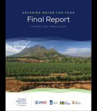 Water for Food final report cover