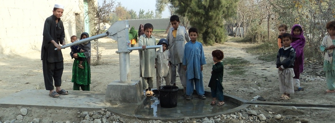 Photo Credit: USAID Afghanistan Sustainable Water Supply and Sanitation (SWSS) Project Team